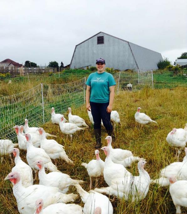 Susan - Wild Pasture Farm