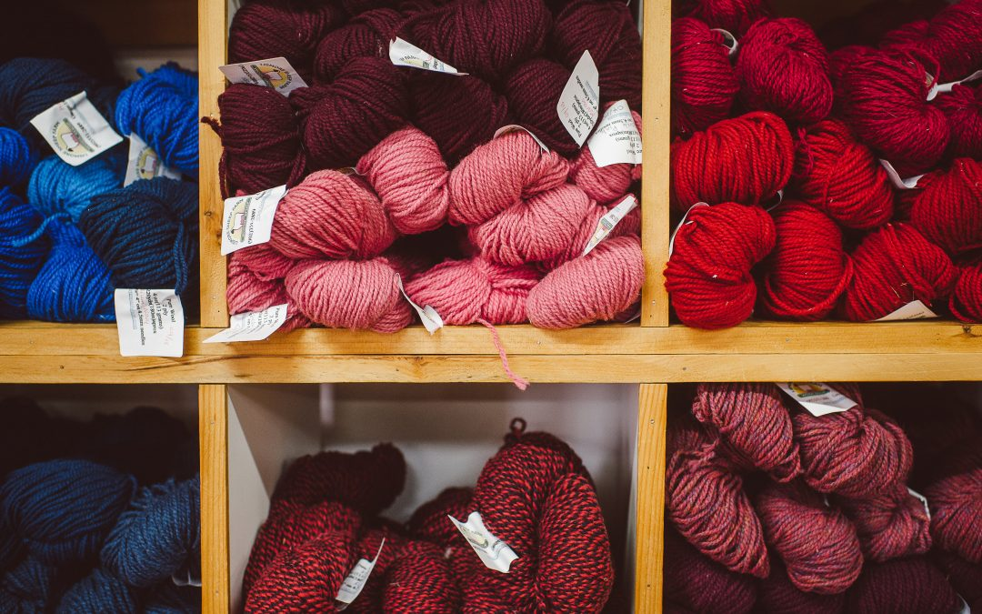 Warm Up With Local Wool