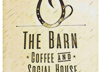 The Barn Logo Square