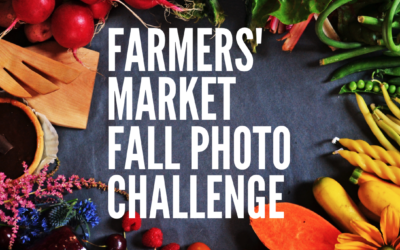 Farmers' Market Fall Photo Challenge!