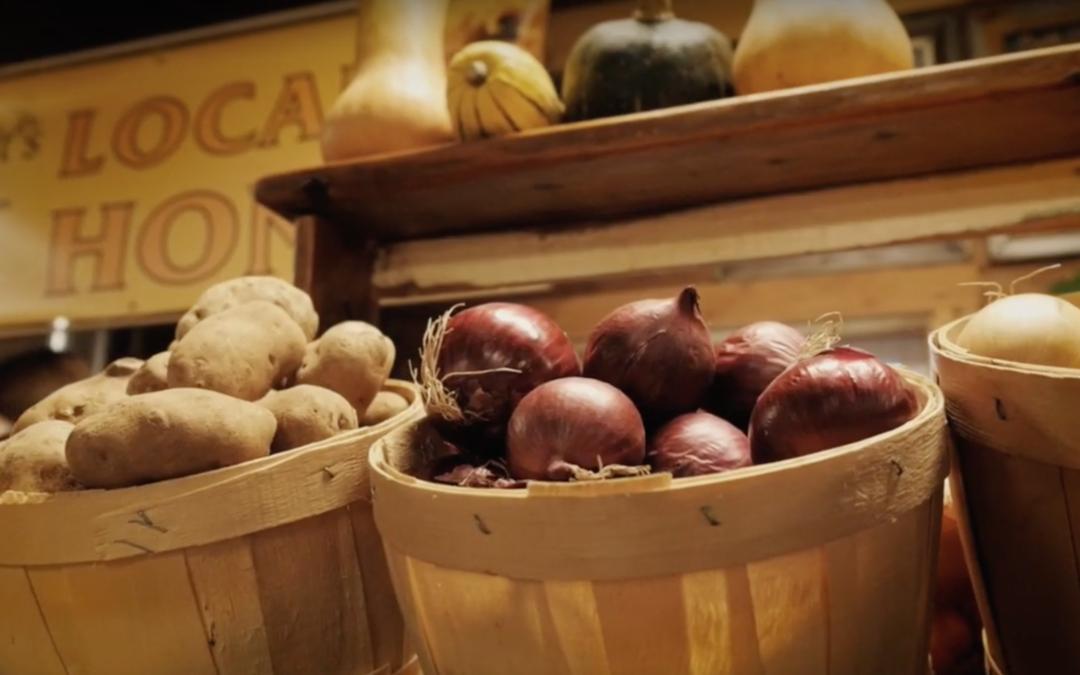 "Press release: Farmers' market ""food bucks"" program important now more than ever"