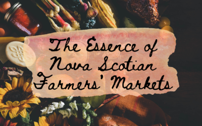 New Video: The Essence of Nova Scotian Farmers' Markets