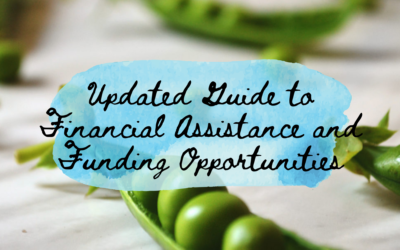 October 15, 2020 | UPDATED Guide to Financial Assistance and Funding Opportunities for Farmers' Markets and Vendors in Nova Scotia