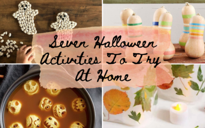 Seven Halloween Activities To Try At Home