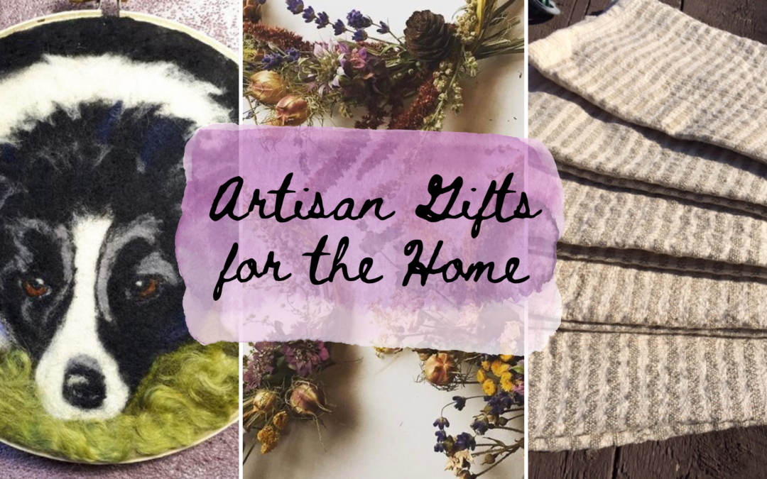 Your Guide to Artisan Gifts for the Home