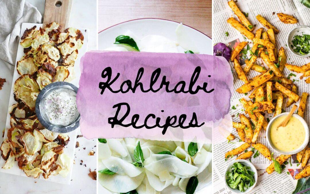 6 Kohlrabi Recipes – The Veg That Stumps Shoppers