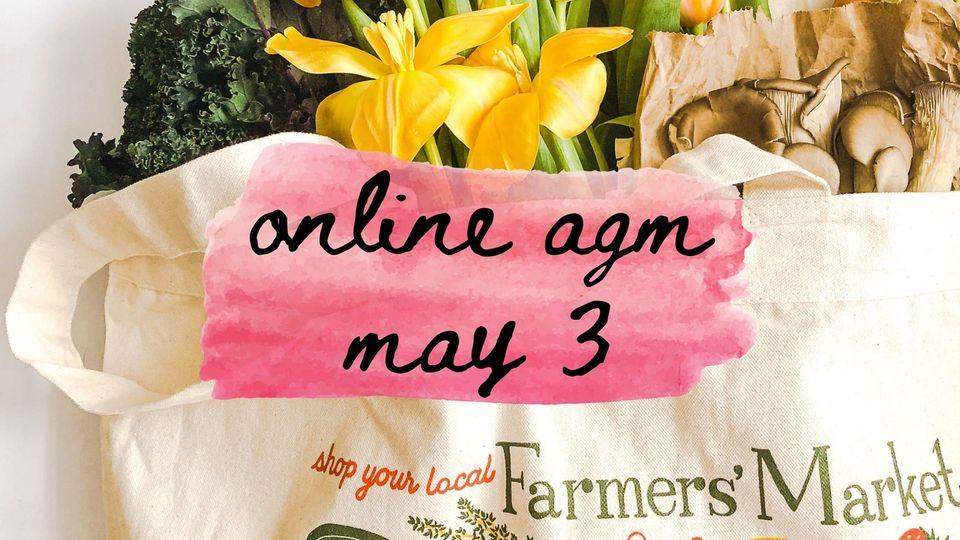 FMNS AGM – May 3, 2021