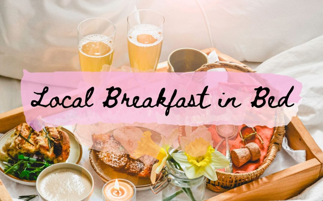 How To Make the BEST Local Breakfast in Bed